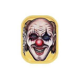 Bandeja Pequena Lion Rolling Circus - Amarela (18cm)