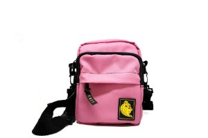 Shoulder Bag Puff Life - Rosa