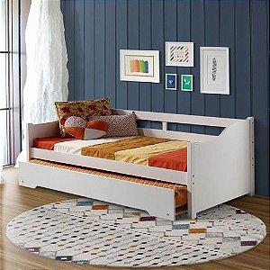 Sofá Cama Nancy com cama auxiliar