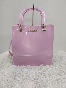Bolsa Petite Jolie Shopper Rosa