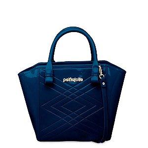 Bolsa Petite Jolie Shape Azul PJ4778