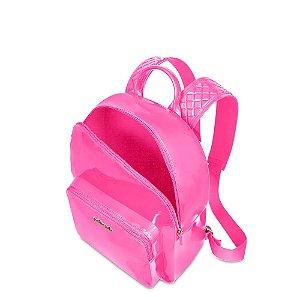 Mochila Petite Jolie Kit Pink PJ2032