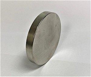Ímã Neodímio N35 Pastilha 73x10 mm