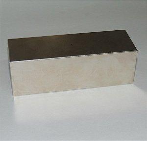Ímã Neodímio N42 Bloco 150x50x50 mm SUPER FORTE