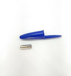 Ímã Neodímio N35 Cilindro 5x15 mm
