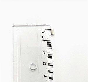 Ímã Neodímio N35 Cilindro 3x5 mm