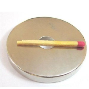 Ímã Neodímio N42 Anel 50x10x7mm