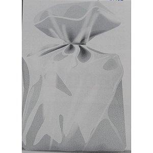 Saco para Panetone de Natal Branco - Medidas Variadas