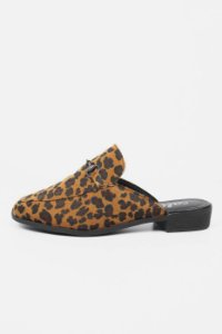 Mule Karin Animal Print