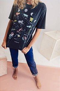T-shirt Zodíaco