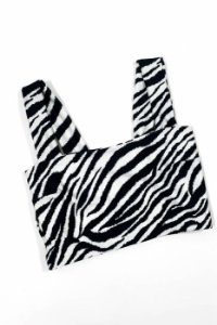 Top Reto Zebra Larga
