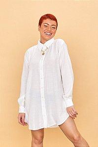 Camisa Linho Branca