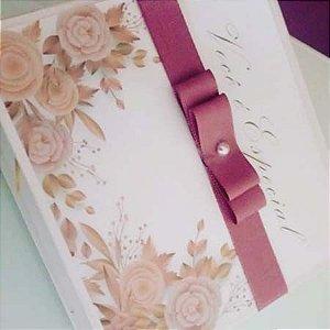 Kit Dia das Mães - Caixa personalizada com Conserva de Pimenta Gourmet + Geleia de Abacaxi com Pimenta e Geleia de Maçã com Pimenta