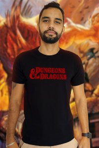 Dungeons & Dragons (T-shirt Unissex)