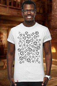 Camiseta Mágica +1 (T-shirt Unissex)