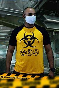 Biohazard (T-Shirt Unissex)