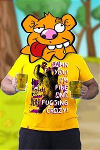 Hold my Bear (T-Shirt Unissex)