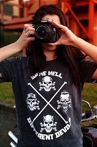 Same Hell (T-Shirt Unissex)