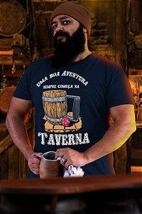 Taverna (T-Shirt Unissex)