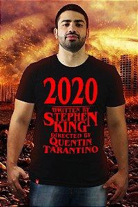 Quem Escreveu e Dirigiu 2020 (T-shirt Unissex)