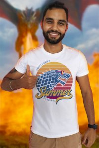 Summer is Coming (T-shirt Unissex)