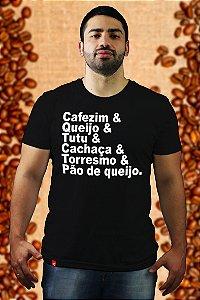 Uns Trem Bão (T-shirt Unissex)