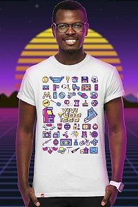 Vivi Tudo Isso (T-shirt Unissex)