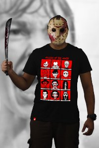 Killers of the Month (Tshirt Unissex)