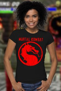 Mortal Kombat (Baby Look)