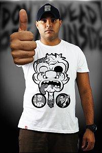 O Errante - Edição retrô (T-shirt Unissex)
