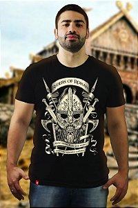Riders of Rohan (T-Shirt Unissex)