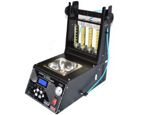 Máquina de limpeza e teste de bicos injetores -1 Litro