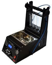 Máquina de limpeza e teste de bicos injetores - 3 litros