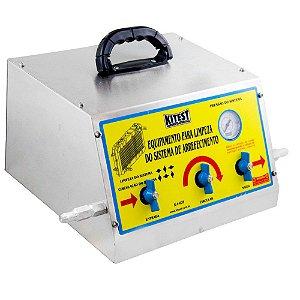 Máquina de Troca e Limpeza de Líquido de Arrefecimento