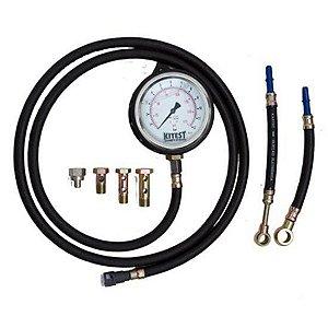 Medidor de pressão de bomba auxiliar Diesel