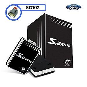 Módulo de Potência de Acelerador - Sdrive - FORD (SD102)