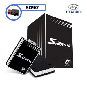 Módulo de Potência de Acelerador - Sdrive - Hyundai (SD901)