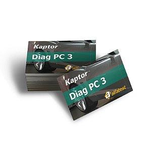 Cartão DIAG PC 3