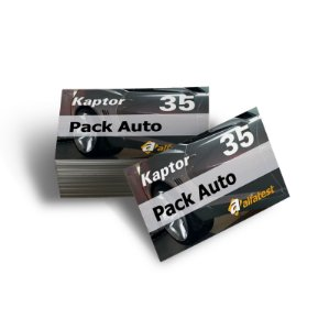 Cartão Pack Auto 35