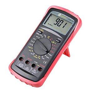 Multímetro Digital Automotivo Sem Pinça Indutiva ADM 128
