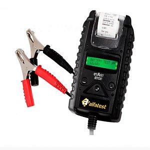 Testador de Baterias com Impressora - BT-521 Alfatest