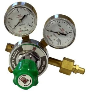 Regulador de Pressão Automotivo Oxigênio - V8 Brasil