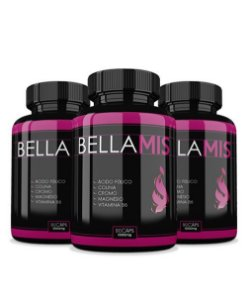 Bellamis Kit com 3 1000mg 90 Cápsulas