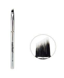 Pincel de Maquiagem Chanfrado Delinear Silver Macrilan S-03