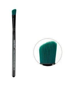 Pincel de Maquiagem Chanfrado para Sombra Macrilan C07