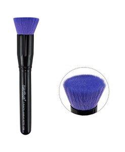 Pincel de Maquiagem Kabuki Reto Linha Color Macrilan C08