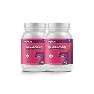 Kit com 2 Recollagen 90g 120 Cápsulas