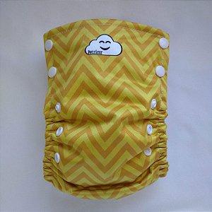 Fralda Ecológica Toddler - Abacaxi