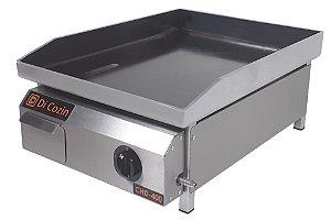 Chapa Bifeteira Di Cozin a Gás CHD-400 - de Bancada