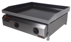 Chapa Bifeteira Di Cozin a Gás CHD-600 - de Bancada